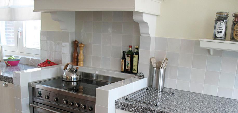 Witte Mozaiek Tegels Keuken : Witte Tegel Keuken op Pinterest - Witte ...